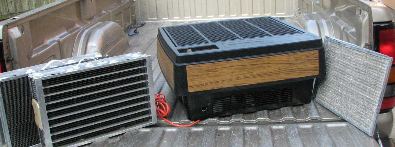 Electrostaticaircleaner